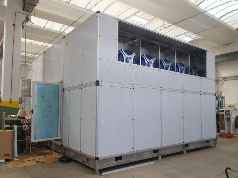 Air Handling Systems - Industrial